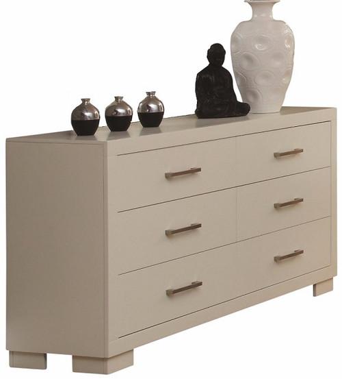 Omega Double Dresser Crisp White