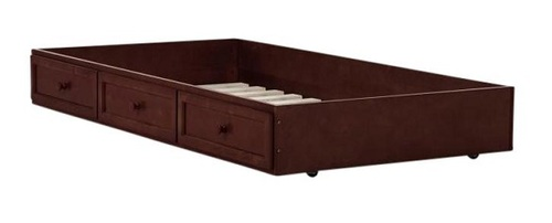 Craftsman Twin Size  Trundle Cherry