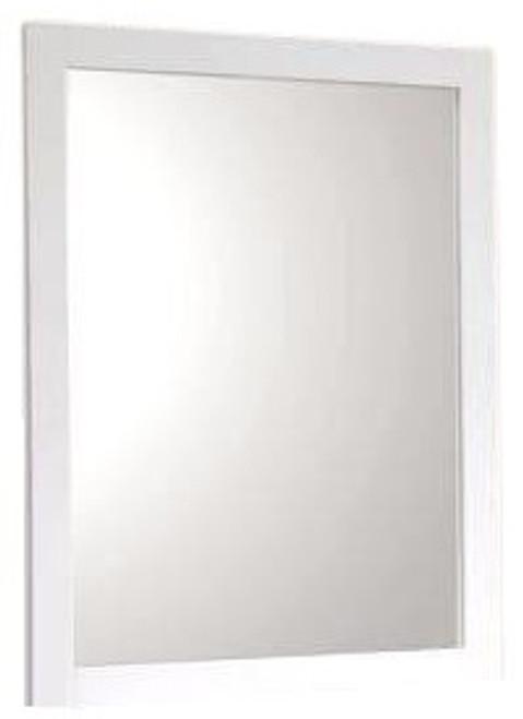 Lena Mirror White