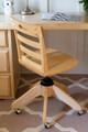Lingo Natural Kids Desk Chair