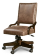 Addison Root Beer Boys Desk Chair