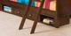 Langdon Underbed Storage Drawers Cherry Room
