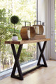 Fable Hill Sofa Table in room