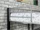 Zenith Metal Twin Corner Triple Bunk Bed End Detail