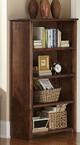 McCormick Road American Chestnut Bookcase Room