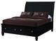 Wheeler Storage Bed Black