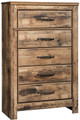 Cosgrove Five Drawer Chest