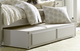 Sierra Distressed Gray Twin Bookcase Daybed