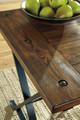 Wilber 5 Piece Dining Set Top Detail