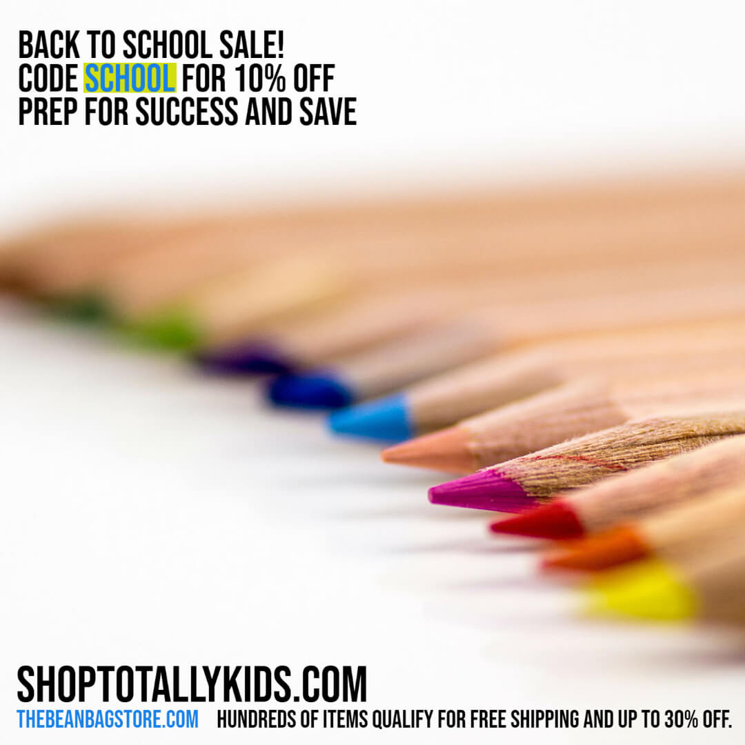 Totally Kids Extended Labor Day Weekend Sale 2021