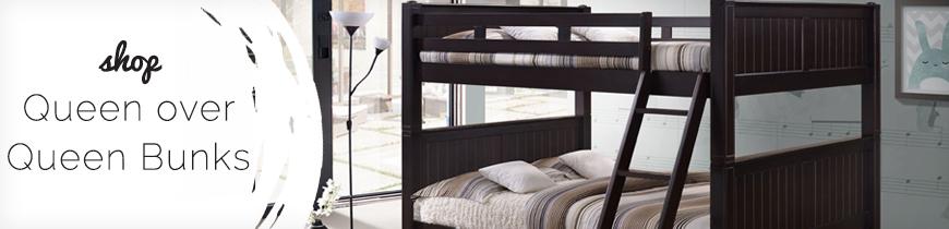 Shop Queen Bunk Beds