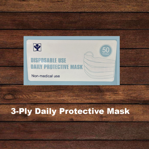 3-Ply Daily Protective Masks