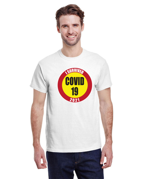 I SURVIVED COVID 19 T-Shirt