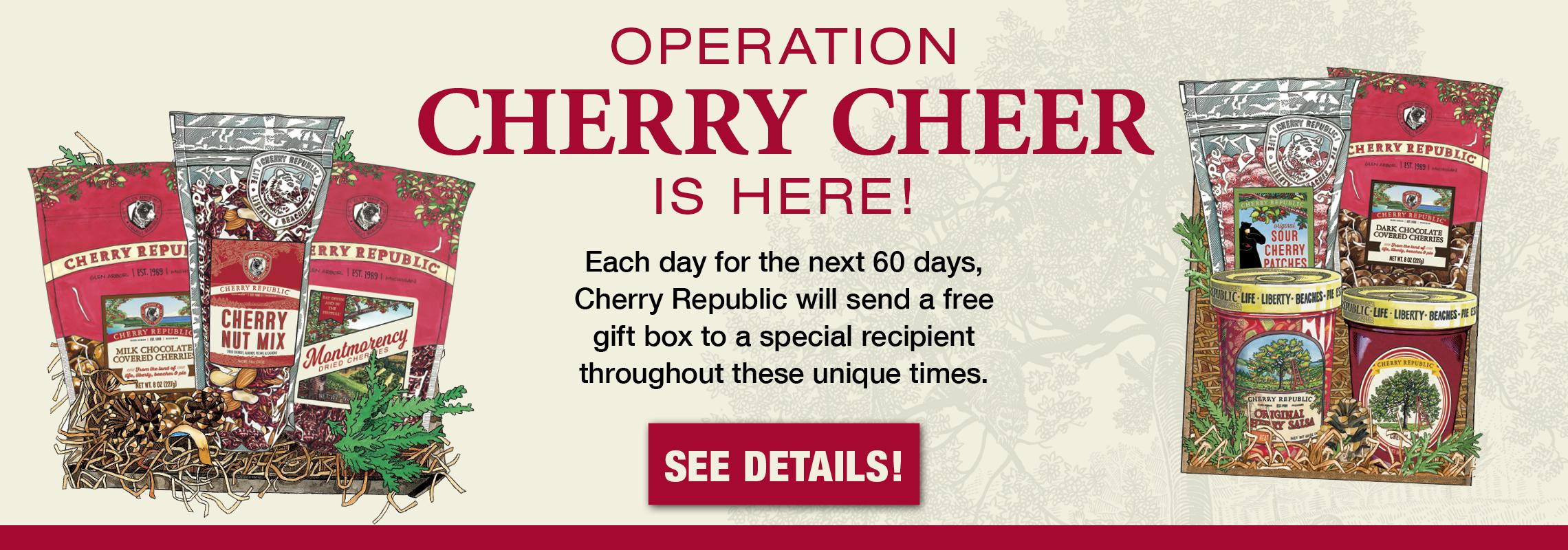 Operation Cherry Cheer