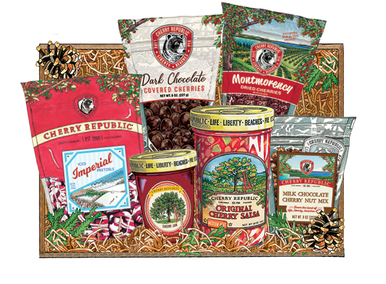 Bounty of the County Gift Box