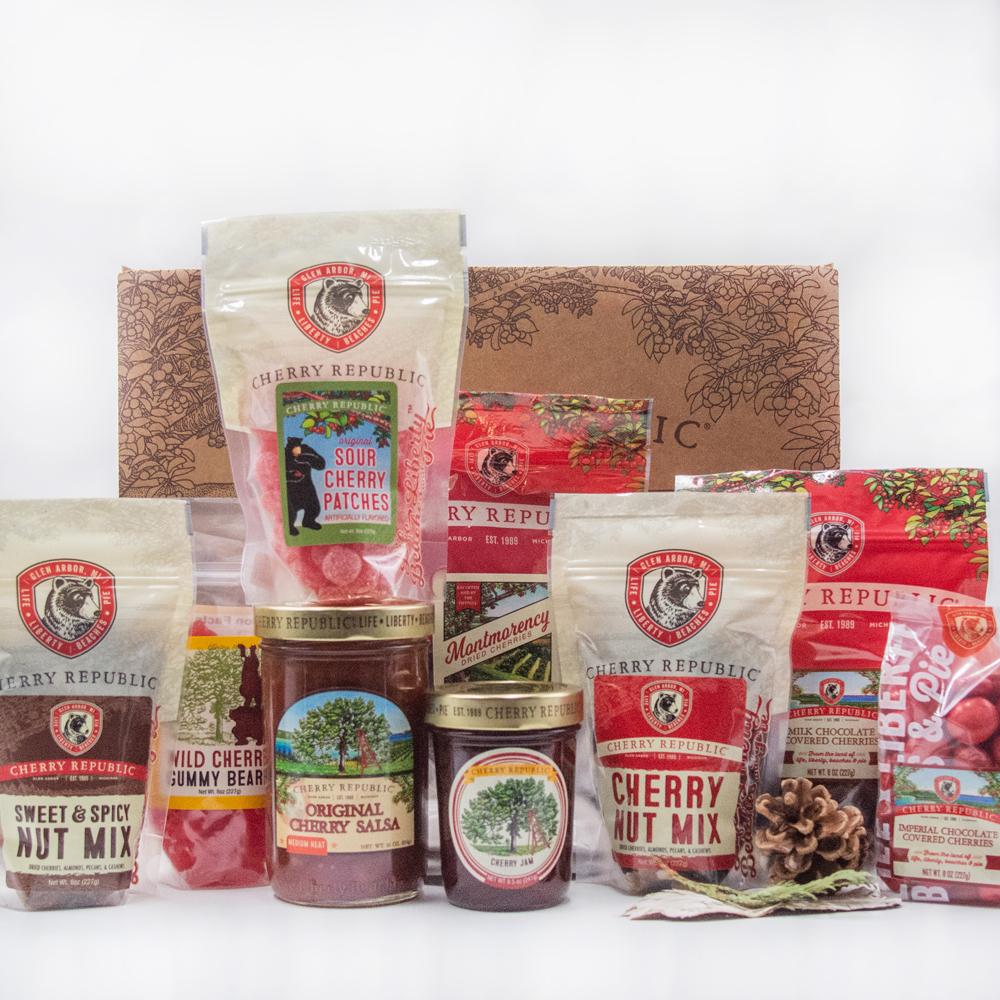 Cherry Essentials Gift Box