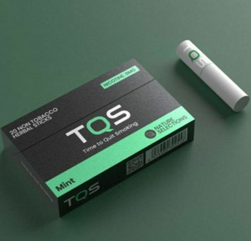 TQS Herbal Tea Smoke Stick Battery Organic