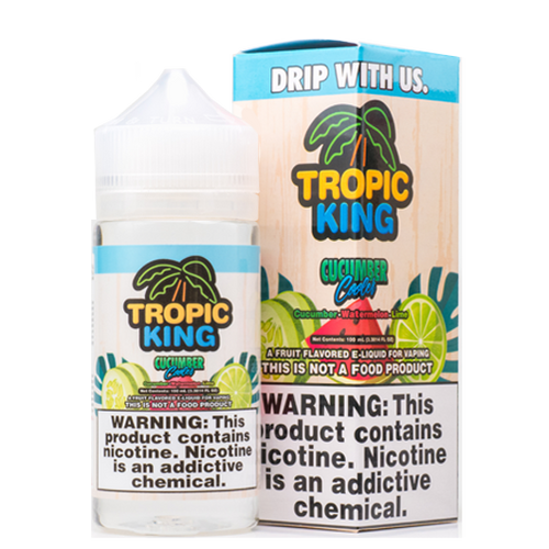 Candy King TROPIC  - Cucumber Cooler