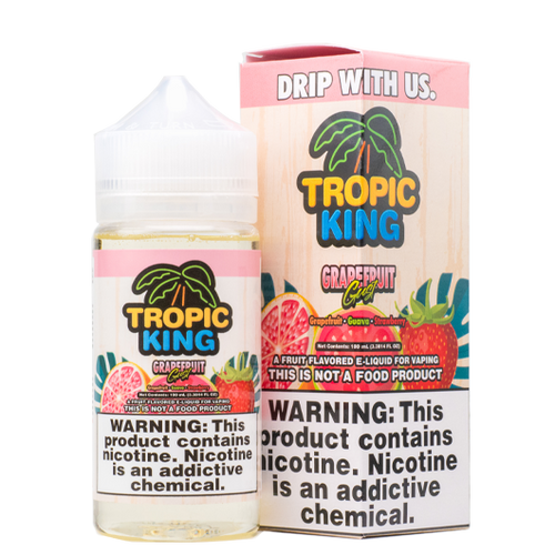 Candy King TROPIC  - Grapefruit Gust