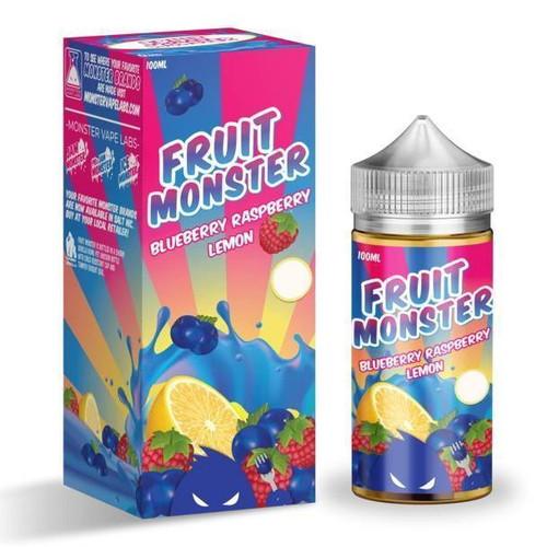 Fruit Monster - Blueberry Raspberry Lemon