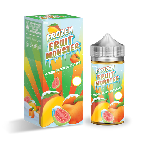 Frozen Fruit Monster - Mango Peach Guava Ice