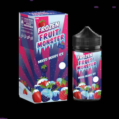Frozen Fruit Monster - Mixed Berry Ice