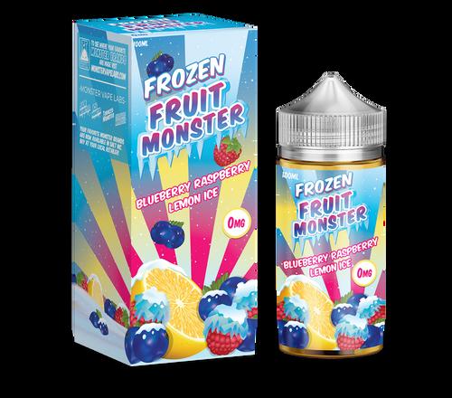 Frozen Fruit Monster - Blueberry Raspberry Lemon Ice