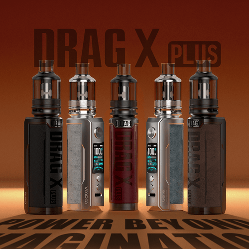 Voopoo Drag X Plus Kit w/ TPP Pod Tank