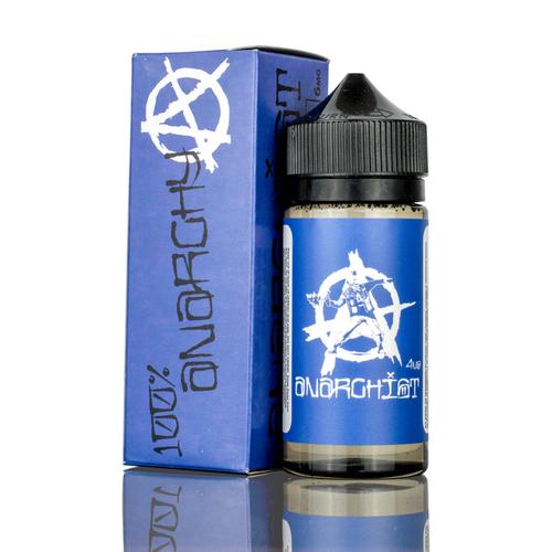 Anarchist - Blue - Blue Razzberry Slurpee
