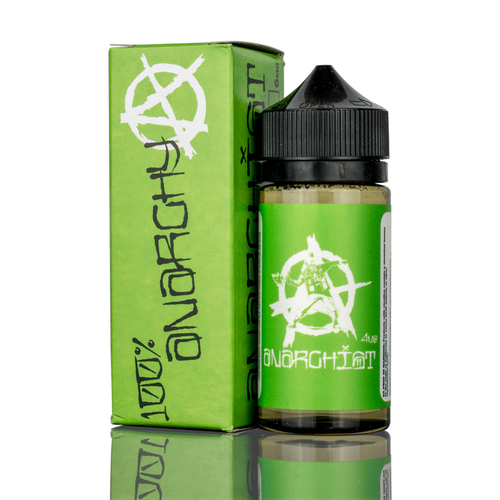 Anarchist - Green - Cookie and Green Apple