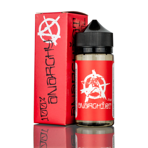 Anarchist- Red - Strawberry hard candy