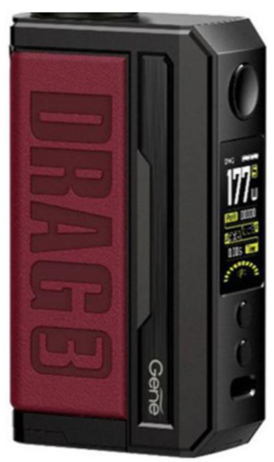 VooPoo DRAG 3  BOX MOD ONLY