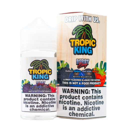 Candy King TROPIC  - Berry Breeze