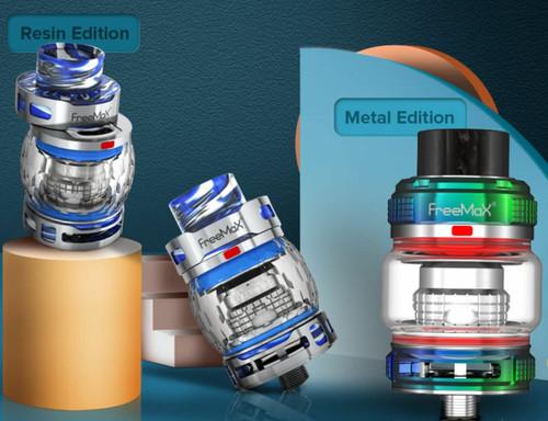 Freemax Fireluke 3 Subohm Tank - Metal Edition