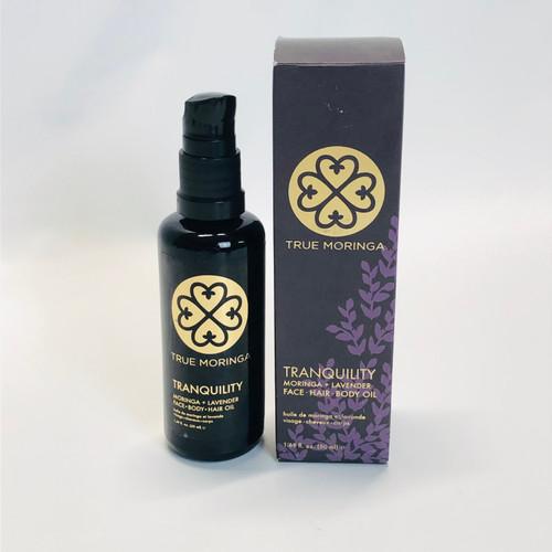 Tranquility- Moringa + Lavender