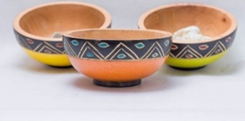 Mud Cloth Bowl
