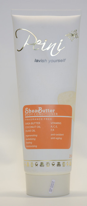 Peini Shea Butter Body Conditioner - Fragrance Free