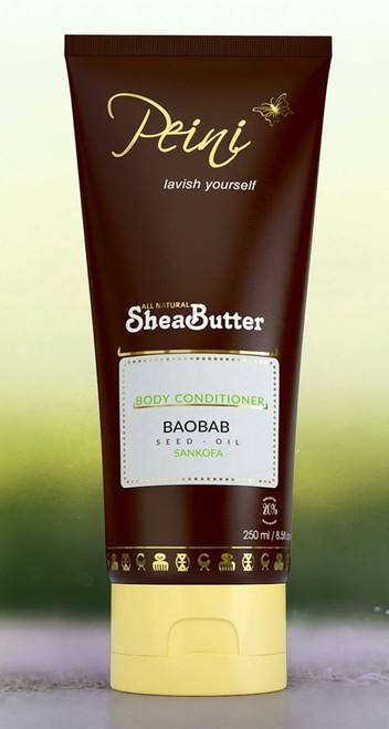 Peini Shea Butter Body Conditioner With Baobab Oil