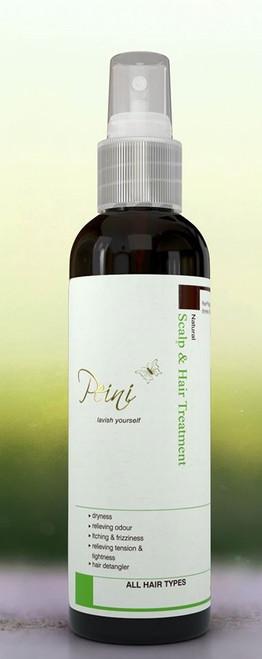 Scalp & Hair Treatment With Tea Tree Oil