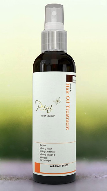 Hair Oil Treatment With Baobab Seed Oil