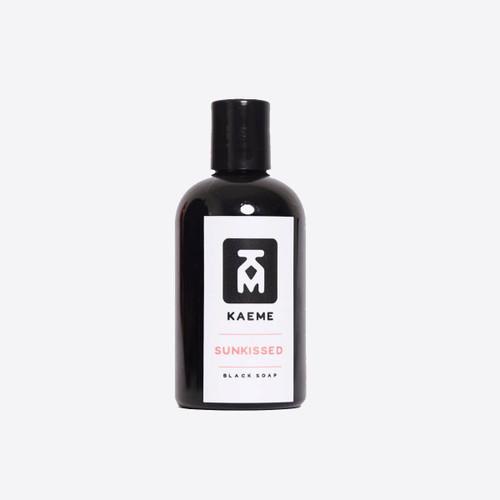Kaeme Sunkissed Black Soap