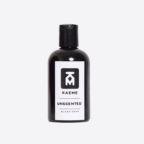 Kaeme Unscented Black Soap