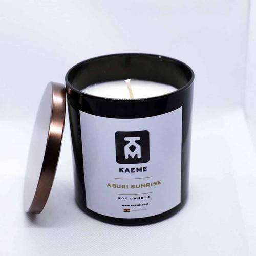 Kaeme Aburi Sunrise Candle