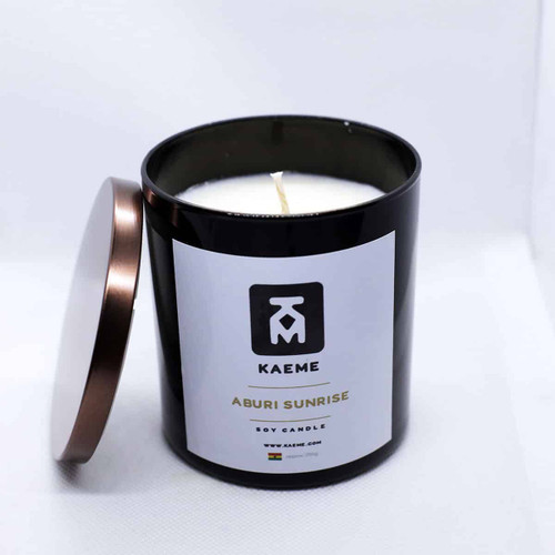 Kaeme Aburi Sunrise Candle