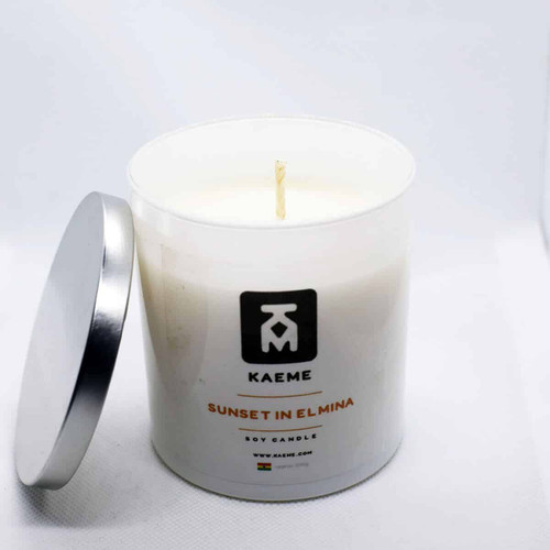 Sunset In Elmina Candle