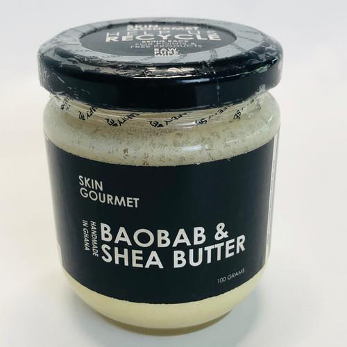 Baobab & Shea Butter