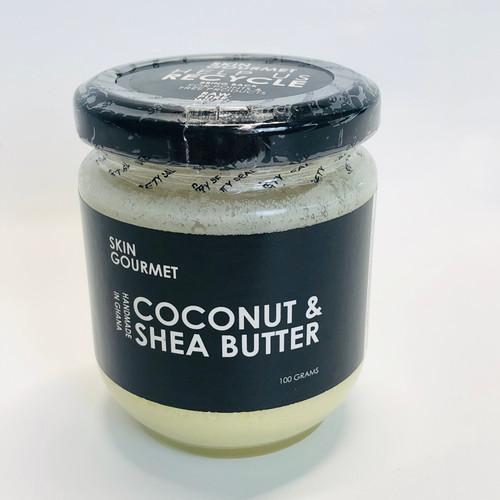 Coconut & Shea Butter