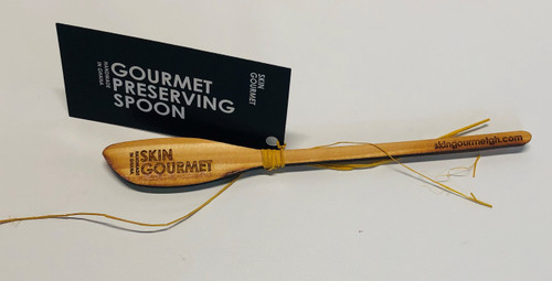 Gourmet Preserving Spoon (Wood)
