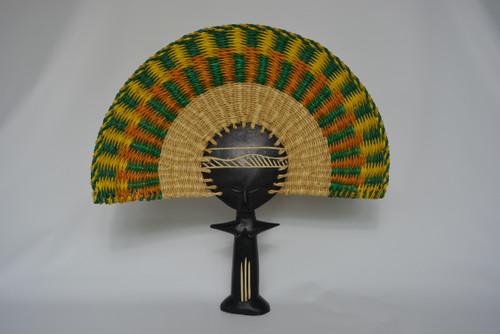 Fertility Doll Fan (Assorted Colors)