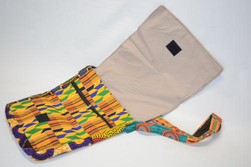 African Print Shoulder Bag 4